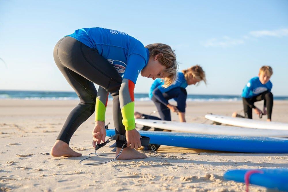 Nudie Surfgroms Program