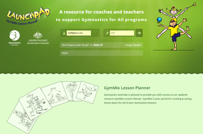 Gymnastics resources