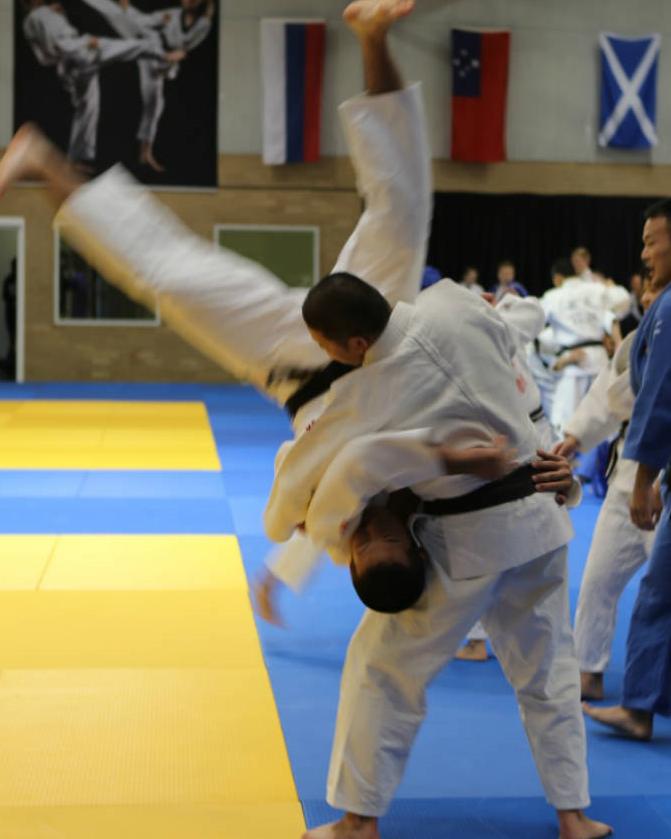 Ais Combat Centre Sport Australia