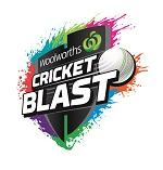 Woolworths Cricket Blast Logo