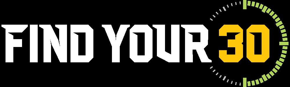 Find 30 logo