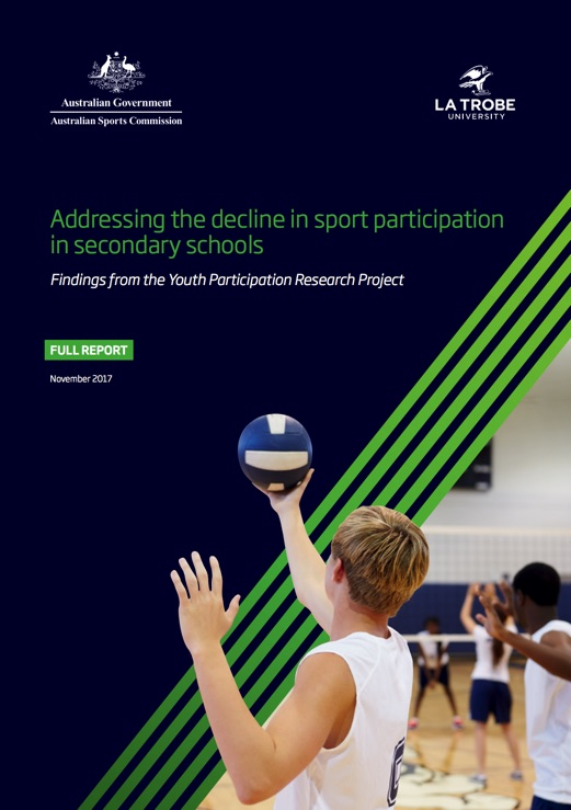 Youth Participation | Sport Australia