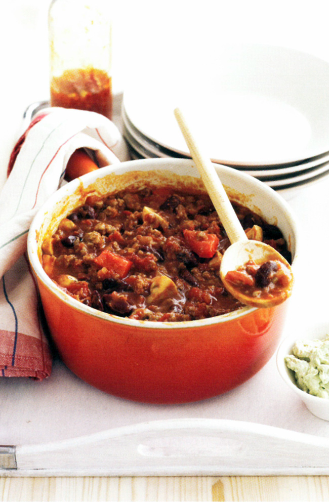 Mexican-mince