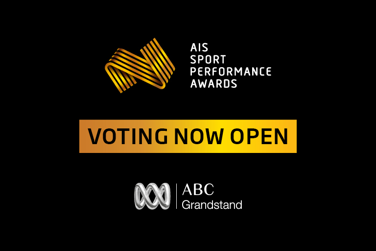 AIS Sport Peformance Awards - ABC Grandstand - Vote Now