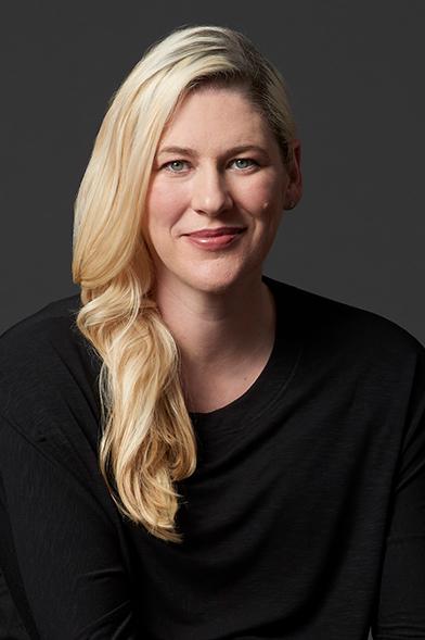 Lauren Jackson portrait photo